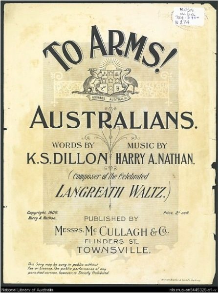 To Arms! Australians