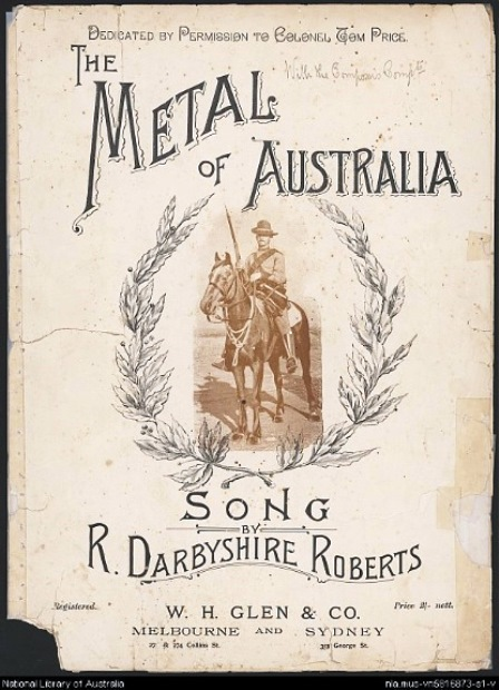 The Metal of Australia