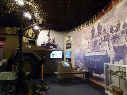 Museum of Military History at Saxonwold